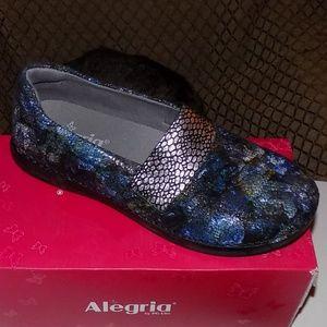 New Alegria Glee-518 Crackle Quarry Leather EU37